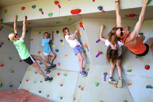 The roost the latest news from camp skyline a christian for Mother daughter weekend getaways